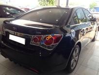 Bán xe Daewoo Lacetti CDX 2009, màu đen chính chủ
