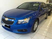 Cần bán gấp Chevrolet Cruze LS đời 2010, màu xanh lam, giá chỉ 400 triệu