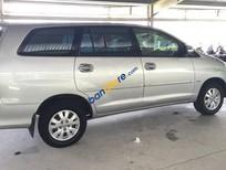 Cần bán xe Toyota Innova V đời 2009, màu bạc