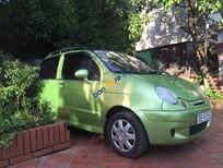 Cần bán lại xe Daewoo Matiz sản xuất 2008 màu xanh lục, 115 triệu
