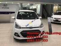 Hyundai Lê Văn Lương bán xe Hyundai Grand i10 nhập khẩu, hỗ trợ trả góp 80% giá xe, giá từ 350tr gọi 0982 527 333