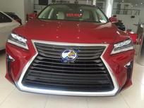 Bán Lexus RX450H 2016 xuất Mỹ màu đỏ đen giao ngay, bản đủ đồ. LH 0904754444