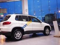 Cần bán Volkswagen Tiguan 2.0 TSI đời 2016, màu trắng, nhập khẩu nguyên chiếc