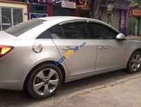Cần bán lại xe Daewoo Lacetti CDX đời 2011, màu bạc, nhập khẩu chính chủ