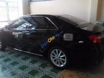Bán xe cũ Toyota Camry 2.5Q năm 2013, màu đen còn mới