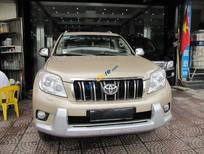 Cần bán Toyota Prado năm 2010, màu ghi vàng, nhập khẩu chính hãng