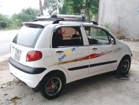 Bán xe Daewoo Matiz đời 2008, màu trắng chính chủ, giá chỉ 120 triệu
