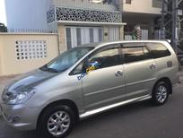 Cần bán lại xe Toyota Innova G đời 2007, màu bạc giá cạnh tranh