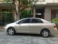 Bán gấp xe Toyota Vios 1.5E màu vàng cát Lh chính chủ chị Thảo 0965053653