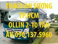 TP.HCM: ô tô Thaco OLLIN 500b 2016 giá cạnh tranh