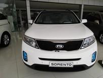Kia Sorento màu đỏ, màu trắng, màu vàng, màu bạc, màu nâu, màu đen tại Kia Vĩnh Phúc Phú Thọ- 0964778111