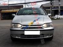 Cần bán xe cũ Fiat Siena đời 2001, màu bạc