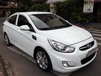 Bán Hyundai Accent 1.4AT xe nhập nguyên con màu trắng