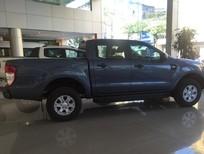 Cần bán xe Ford Ranger XLS 2.2 AT màu xanh thien thanh