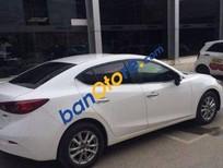 Bán ô tô Mazda 3 AT đời 2015, màu trắng, giá 692tr