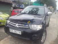 Cần bán xe Mitsubishi Triton 2011, màu đen, nhập khẩu