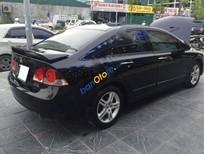 Cần bán gấp Honda Civic 2.0AT đời 2008, màu đen