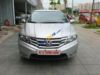 Auto Trường Thành bán Honda City 1.5AT sản xuất 2014, màu bạc