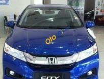 Bán xe Honda City MT sản xuất 2016, màu xanh lam, 533 triệu