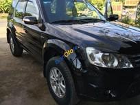 Cần bán xe Ford Escape 2.3 XLS đời 2009, màu đen, nhập khẩu chính hãng số tự động