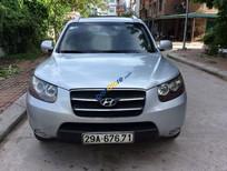 Cần bán gấp Hyundai Santa Fe MLX đời 2008, màu bạc, giá chỉ 625 triệu
