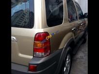 Cần bán lại xe Ford Escape đời 2004, màu ghi vàng