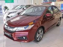 Bán xe Honda City 1.5 CVT năm 2016, màu đỏ, 583 triệu