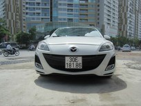 Xe Mazda 3 2010, màu trắng, nhập khẩu nguyên chiếc