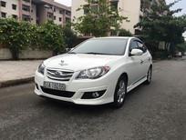 Cần bán lại xe Hyundai Avante 1.6AT đời 2011, màu trắng, giá chỉ 470 triệu