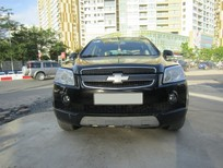 Bán Chevrolet Captiva 2009, màu đen