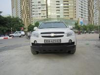Cần bán gấp Chevrolet Captiva 2008, màu trắng, nhập khẩu, 435 triệu