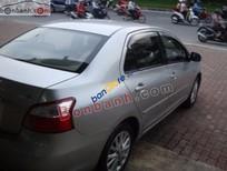 Bán Toyota Vios 1.5MT đời 2010, màu bạc