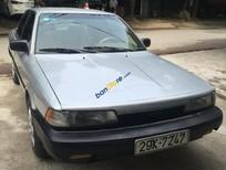 Bán Toyota Camry đời 1987, màu xám, nhập khẩu nguyên chiếc số sàn
