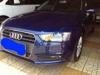 Bán Audi A4 2014, màu xanh, nhập khẩu chính hãng