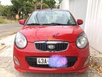 Cần bán xe Kia Morning Sport đời 2012, màu đỏ như mới, giá 239tr