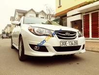 Bán Huydai Avante 1.6MT màu trắng chính chủ đời 2014, xe đẹp không đâm đụng