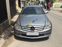 Bán xe Mercedes C200 đời 2009, màu xám, 665tr