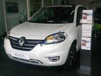 Bán xe Pháp Renault Koleos 2016 màu trắng nhập khẩu Châu Âu, khuyến mại cực lớn, xin liên hệ Mr. Thái 0966920011