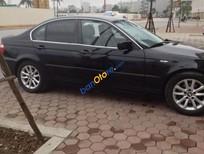 Bán BMW 3 Series 318i đời 2005, màu đen như mới