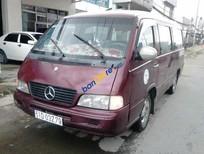 Cần bán lại xe Mercedes đời 2001, màu đỏ còn mới, 129tr