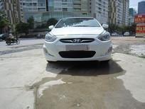 Cần bán lại xe Hyundai Accent 2012, màu trắng, nhập khẩu chính hãng, 505tr