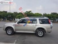 Cần bán gấp Ford Everest 4X2MT 2010 còn mới, giá tốt