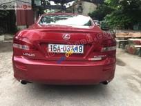 Bán ô tô Lexus IS 250c đời 2009, màu đỏ, nhập khẩu chính hãng