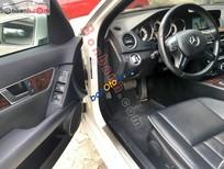 Phát Lộc Auto cần bán lại xe Mercedes C250 đời 2011, màu trắng