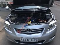 Bán Toyota Corolla altis G đời 2009, màu bạc