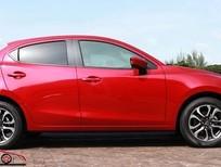 Bán ô tô Mazda 2 1.5AT sản xuất 2016, màu đỏ giá cạnh tranh