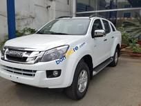Bán xe Isuzu Dmax 2.5 đời 2016, màu trắng, nhập khẩu nguyên chiếc Thái Lan, 580tr