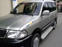 Cần bán xe Toyota Zace đời 2005, màu xám xe gia đình
