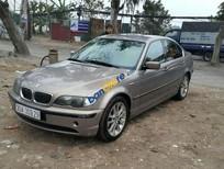 Bán BMW 325i đời 2004, màu ghi vàng, chính chủ