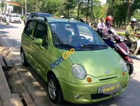 Bán Daewoo Matiz năm 2007 màu xanh, 118tr